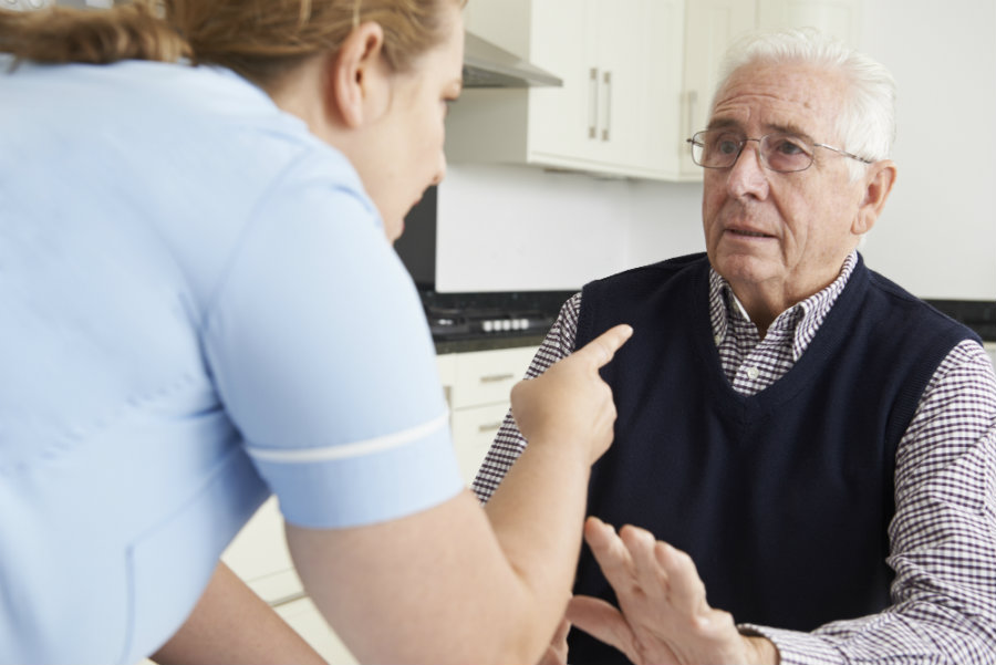 Signs of Nursing Home Abuse & Neglect