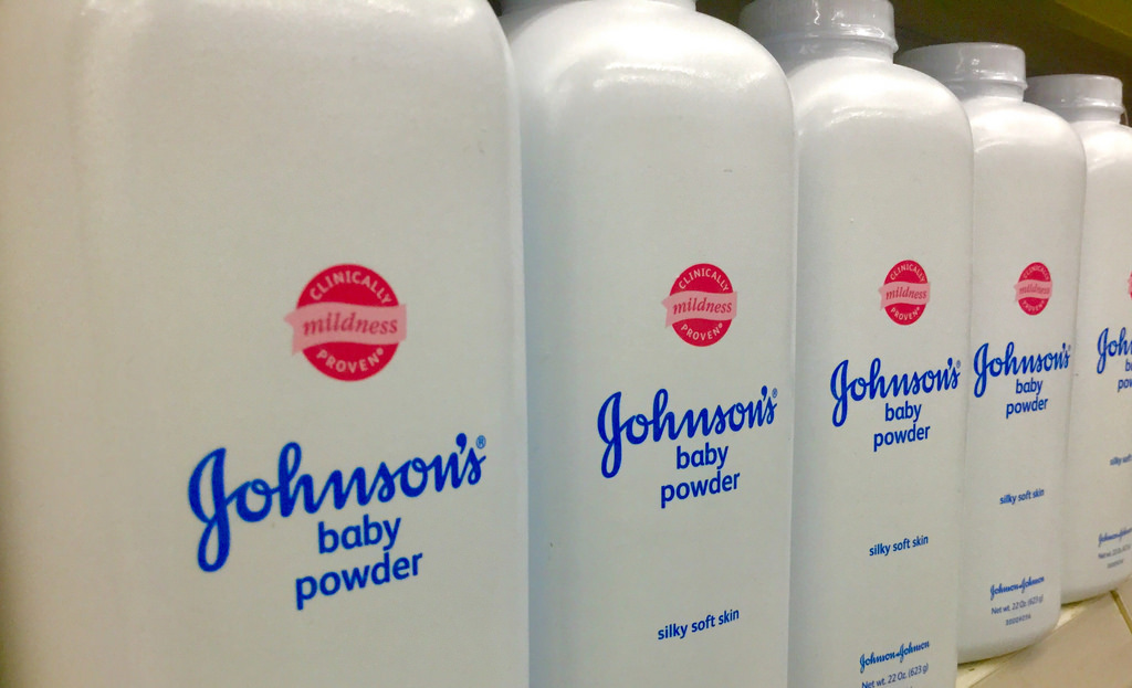 Third Talc Powder Trial Loss for J&J — $70 million Verdict