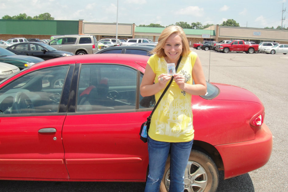 Teen Driver with License