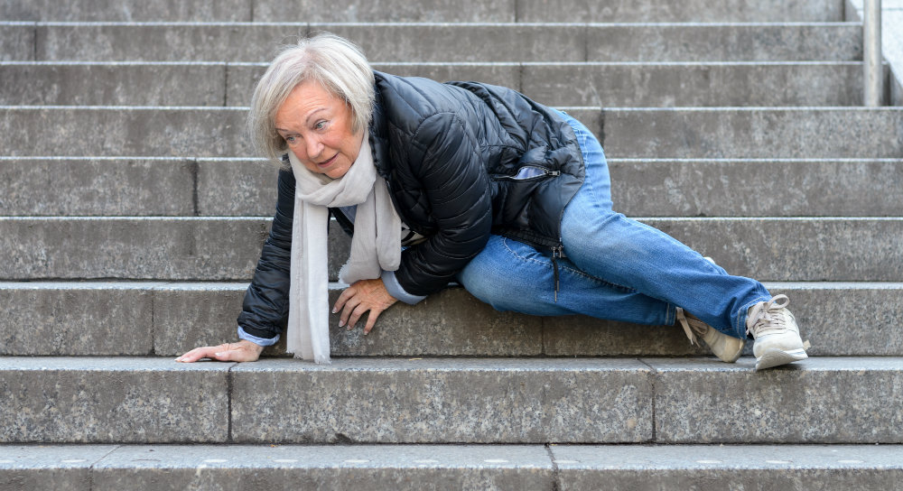 Slip and Fall Accidents: Leading Cause of Injury & Death in Elderly