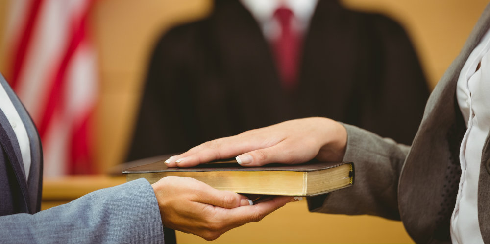 Tips When Testifying in a Personal Injury Case