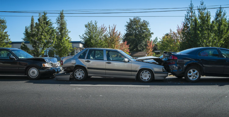 Multi-Vehicle Accidents: Determining Fault