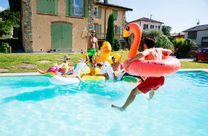 Swimming Pool accidents