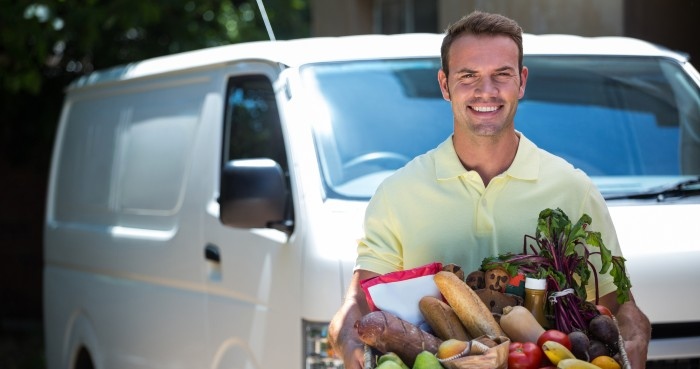 Accidents Involving Grocery Delivery Drivers