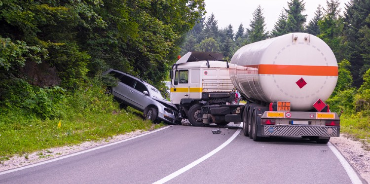 Common Types of Large Truck Accidents