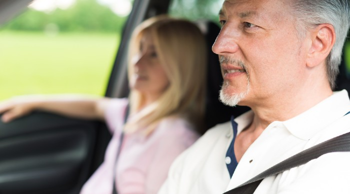 Aging Drivers Safe Driving Senior Driver